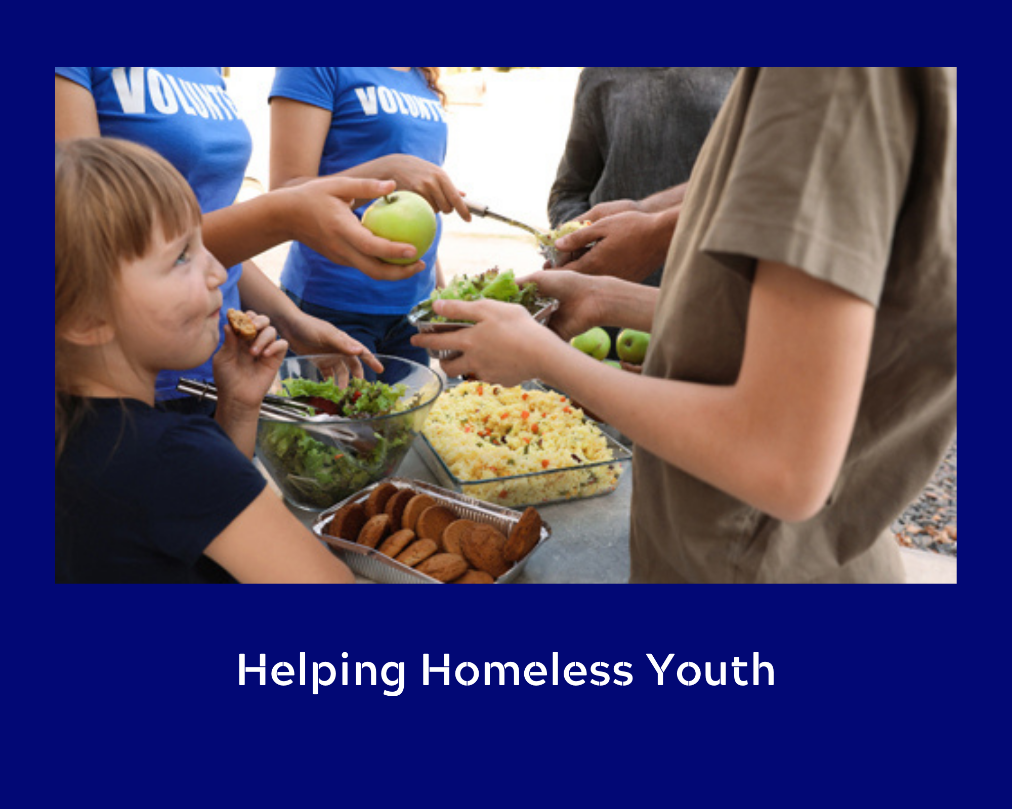 help homeless youth