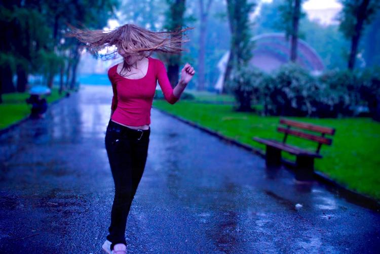 Dance when it rains challenge